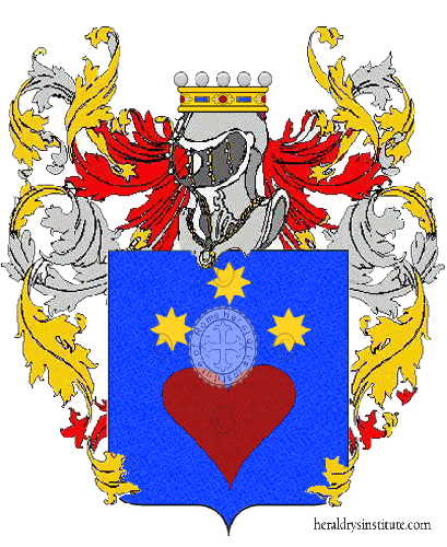 Coat of Arms of family Soratti