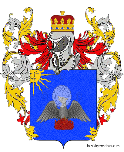 Coat of Arms of family Trao