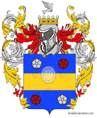 Coat of Arms of family Polombo