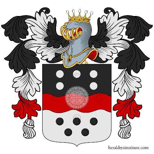 Coat of Arms of family Scaramella
