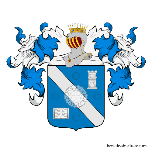 Coat of arms of family Loy Puddu