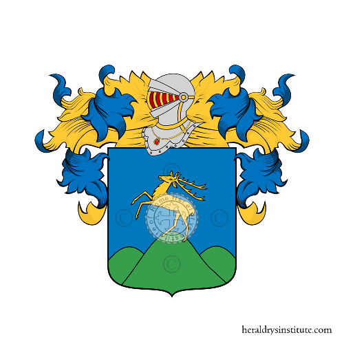 Coat of Arms of family D'Esposito