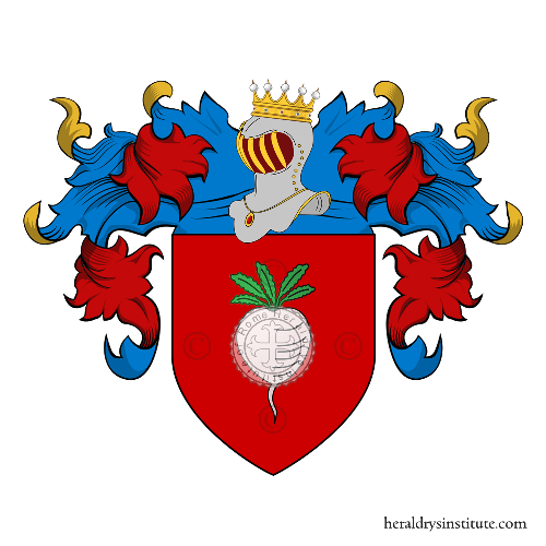 Coat of Arms of family Navone