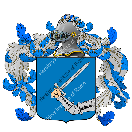 Coat of Arms of family Minciguerra