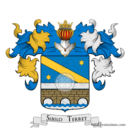 Coat of Arms of family Stefanoli