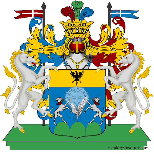 Coat of Arms of family Tanina