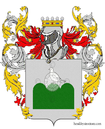 Coat of Arms of family Morgo