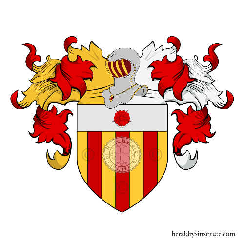 Coat of Arms of family Smagni