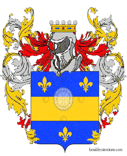 Coat of Arms of family Viviane