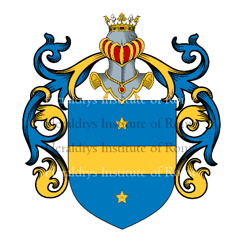 Coat of Arms of family Sangelo