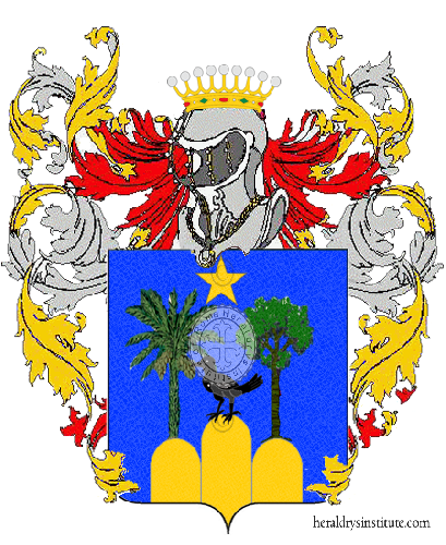 Coat of Arms of family Gazzellone