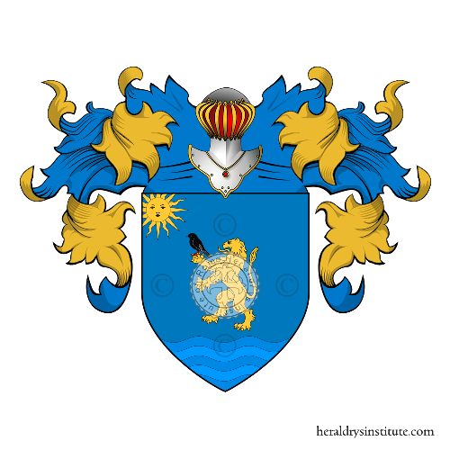 Coat of Arms of family Savastano
