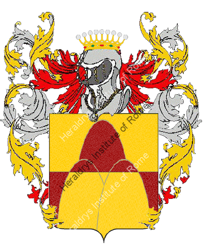 Coat of Arms of family Mozzo