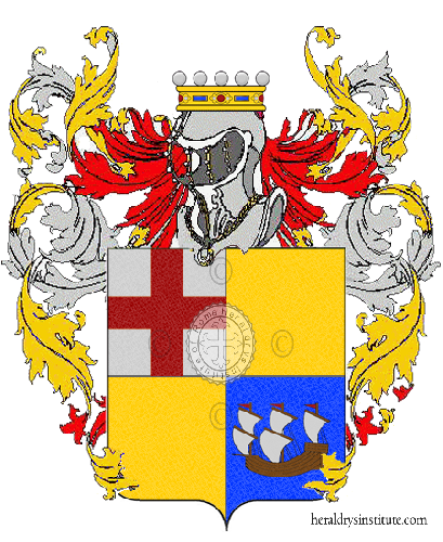 Coat of Arms of family Vollini