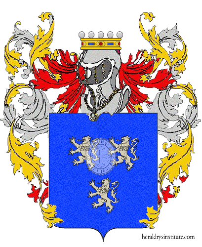 Coat of Arms of family Peuto
