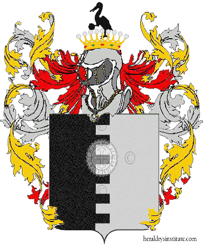 Coat of Arms of family Tattaneo