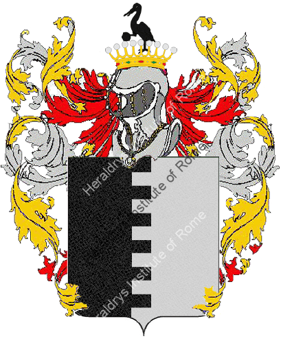 Coat of Arms of family Vattaneo