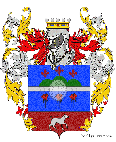 Coat of Arms of family Turrino