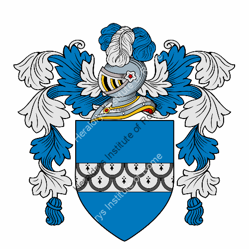 Coat of Arms of family Allevato