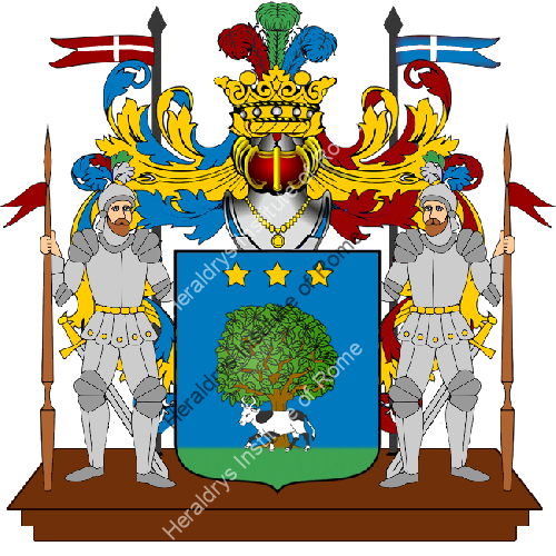 Coat of Arms of family Pitr