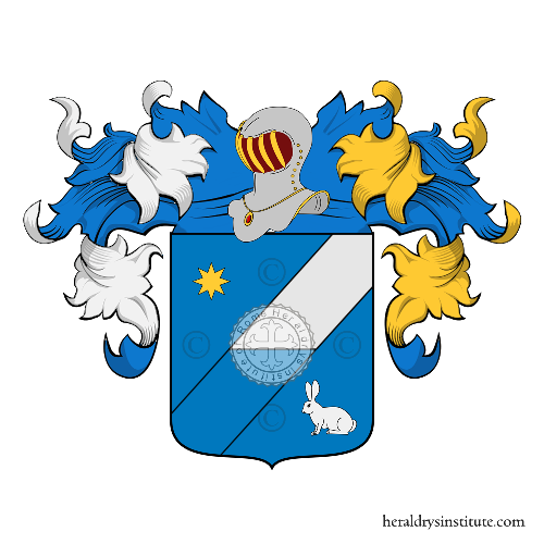 Coat of Arms of family Job