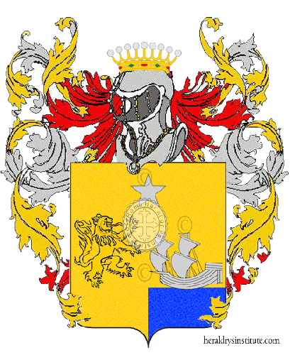 Coat of Arms of family Reale