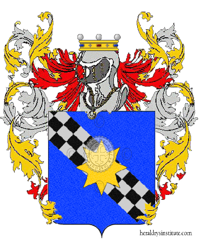 Coat of arms of family Burei