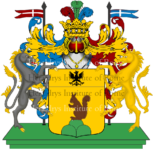 Coat of Arms of family Ugoli