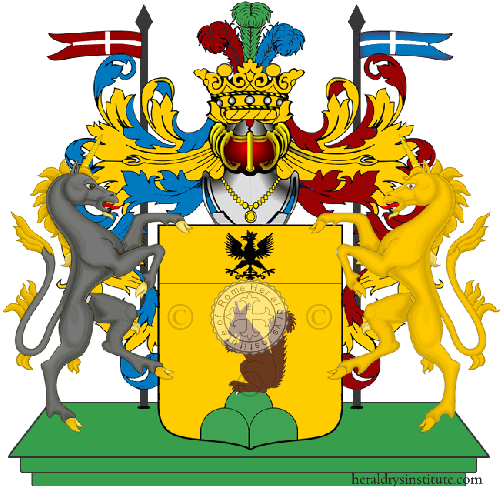 Coat of Arms of family Ugolina