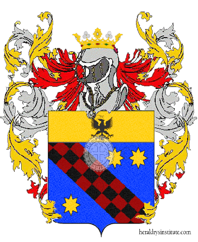 Coat of Arms of family Totta