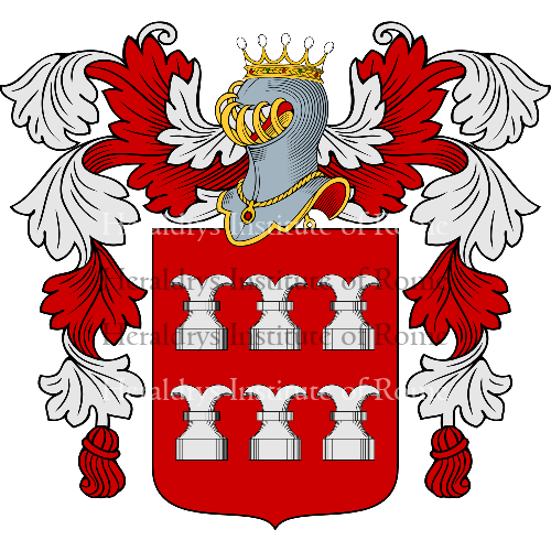 Coat of Arms of family Rocchigiana