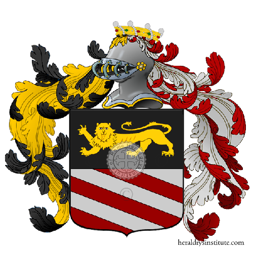 Coat of Arms of family Monato