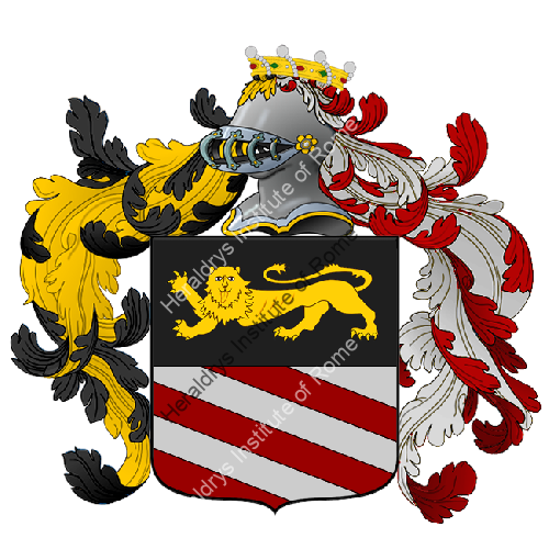 Coat of Arms of family Zonato