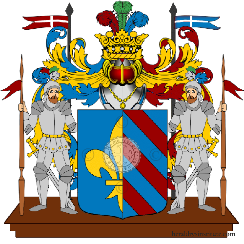 Coat of Arms of family Dozza