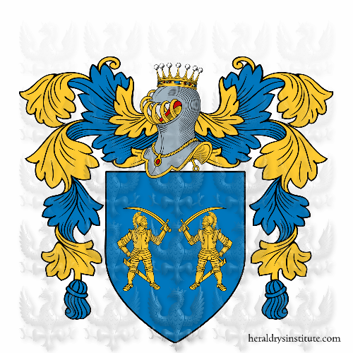 Coat of Arms of family Nicolosito