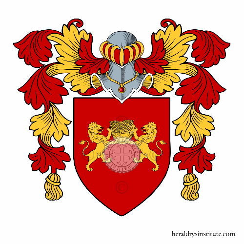 Coat of Arms of family Moscatello