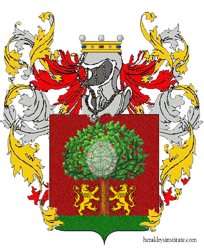 Coat of Arms of family Bottarlini