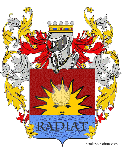 Coat of Arms of family Tardio