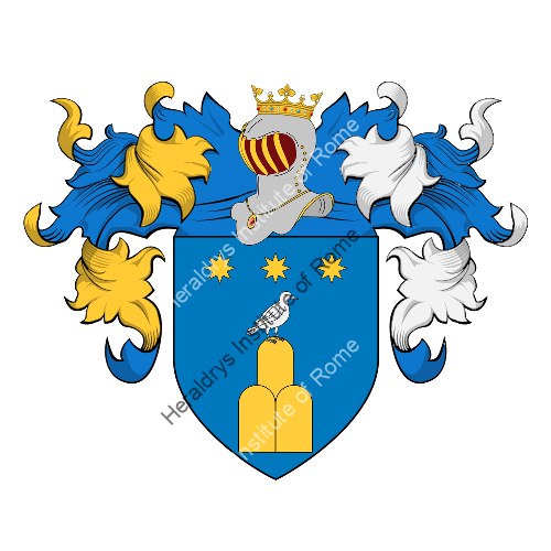 Coat of Arms of family Saltareli