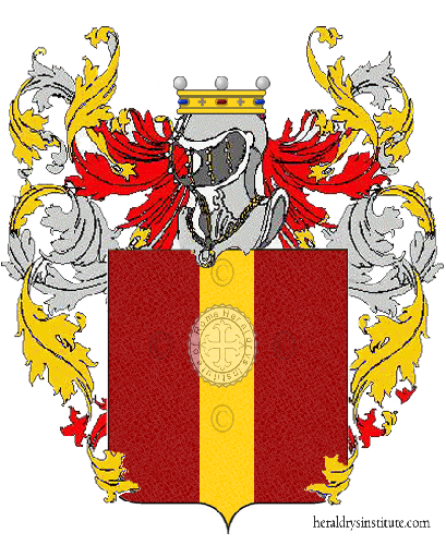 Coat of Arms of family Natelli