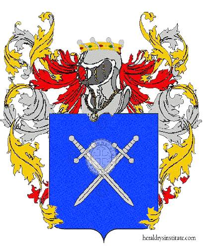 Coat of Arms of family Sagnese