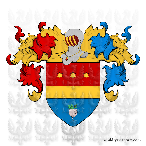 Coat of Arms of family Rapolli