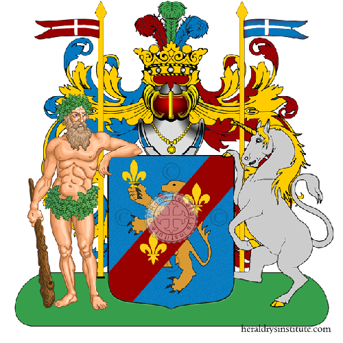 Coat of Arms of family Tulini