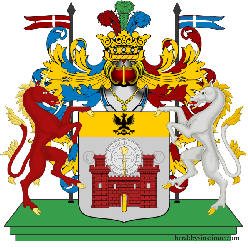 Coat of Arms of family Sbordone