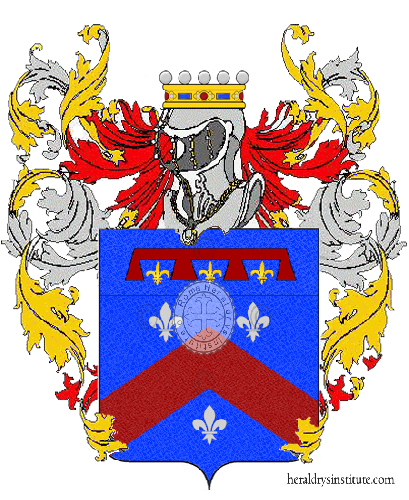 Coat of Arms of family Ricolini