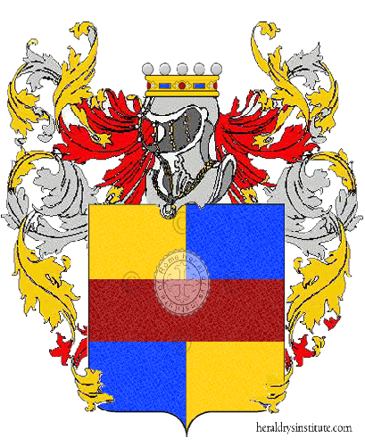 Coat of Arms of family Vedove