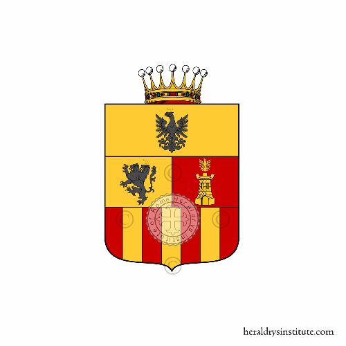 Coat of Arms of family Turto