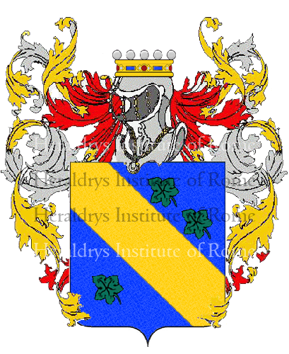 Coat of Arms of family Muci