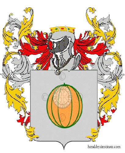 Coat of Arms of family Telone
