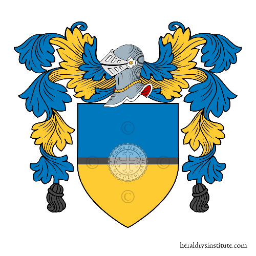 Coat of Arms of family Scardinale